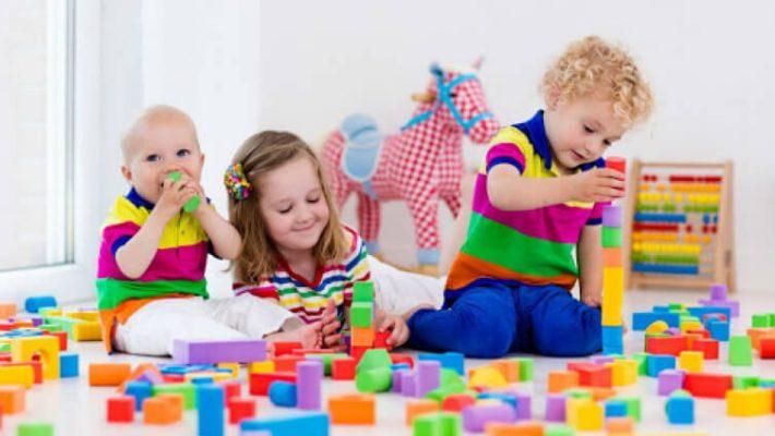kreativne igre pomažu vašem dijetu da odraste