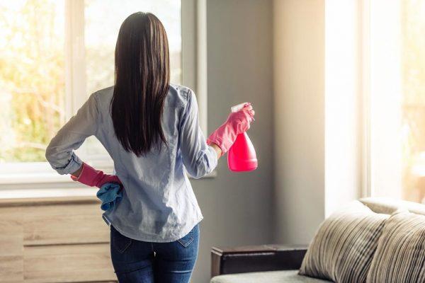 Uredna i čista kuća
