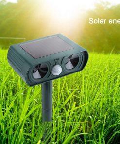 Solarni paneli koji tjeraju životinje